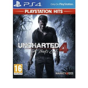 PS4 IGRA Uncharted 4 A Thiefs End HITS