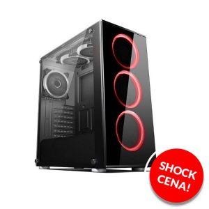 EWE COMP KONFIGURACIJA RAC17967 PC AMD Ryzen 5 3500X/8GB/480GB/GTX1650 4GB no/TM