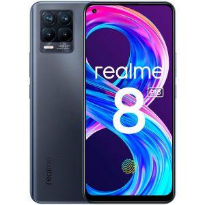 Realme MOBILNI TELEFON 8 Pro 8/128GB Crna