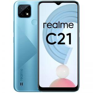 Realme MOBILNI TELEFON C21 3/32GB Plava