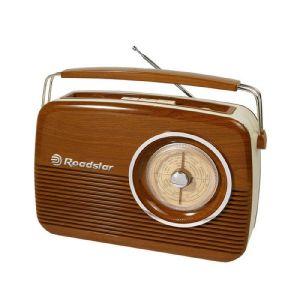 ROADSTAR RETRO RADIO TRA1957N/WD