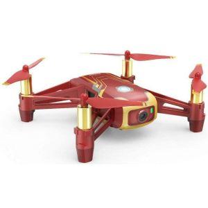 Ryze Tech DRON Tello Iron Man Edition