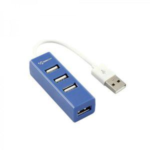 S-BOX USB HUB H 204 BL