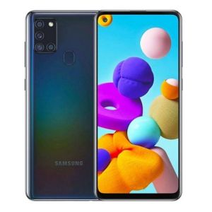 Samsung MOBILNI TELEFON Galaxy A21s 3/32GB Crni DS