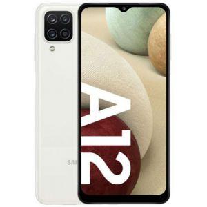 Samsung MOBILNI TELEFON Galaxy A12 Bela 4/64 DS