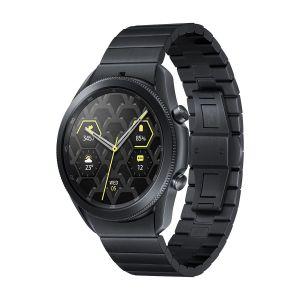 Samsung SMART WATCH Galaxy Watch 3 45mm TITAN Mystic Black (SM-R840-NTK)