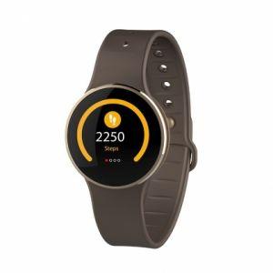 MyKronoz SMART WATCH ZeCircle2 GOLD/BROWN 7800433