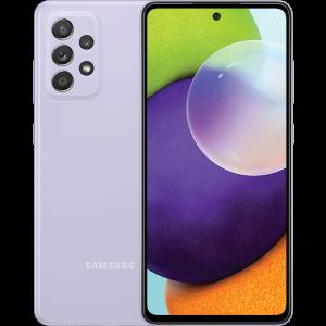 Samsung MOBILNI TELEFON Galaxy A52 Ljubičasta DS