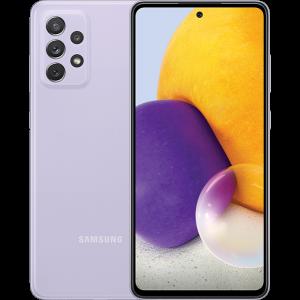 Samsung MOBILNI TELEFON Galaxy A72 Ljubičasta DS