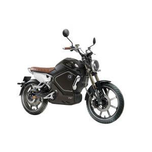 Super Soco TC Electric Motorcycle Black