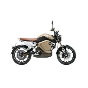 Super Soco TC Electric Motorcycle Yellow