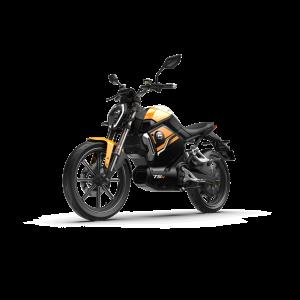 Super Soco TS-X Electric Motorcycle Orange