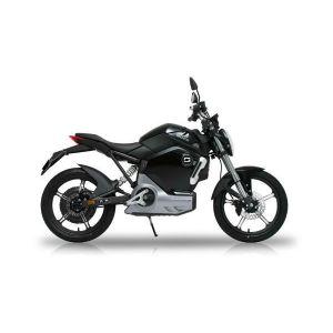 Super Soco TS1200R Electric Motorcycle Black