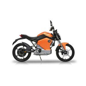 Super Soco TS1200R Electric Motorcycle Orange