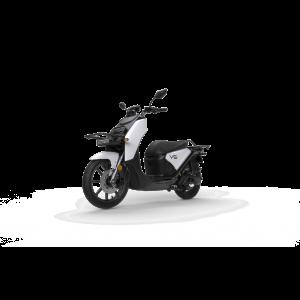 Super Soco VS1 Electric Motorcycle White