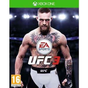 XBOXONE IGRA UFC 3