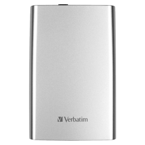 "Verbatim EKSTERNI HDD Store 'n' Go 2,5"" 2TB USB 3.0 SILVER 53189"