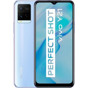 Vivo MOBILNI TELEFON Y21 4/64 GB Pearl White