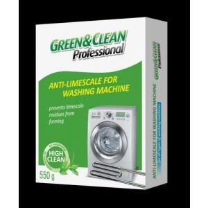 UBC Čistač kamenca za veš mašine Green&Clean Professional 550g GC00379
