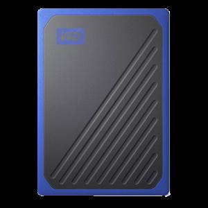 Western Digital EKSTERNI SSD WDBMCG5000ABT-WESN