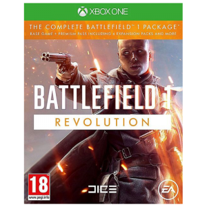XBOXONE IGRA Battlefield 1 Revolution