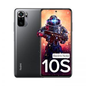 Xiaomi MOBILNI TELEFON Redmi Note 10S EU 6+64 Onyx Gray