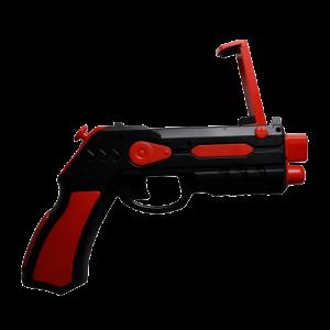 Xplorer PIŠTOLJ ZA SMARTPHONE AR Blaster crveni
