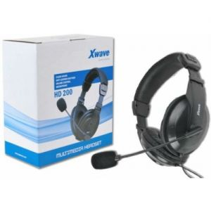 Xwave SLUŠALICE 017212 HD-200